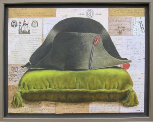 L'orgeuil, 2015, 60-80cm